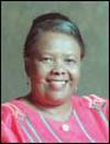 1994-99 Premier Dr. Ivy Matsepe-Casbury, The Free State (South Africa)